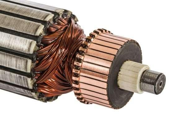 Como funciona um rotor ?